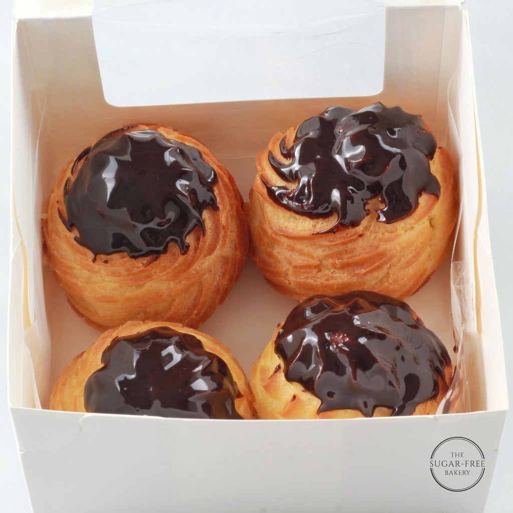 Sugar-Free Classic Cream Puff