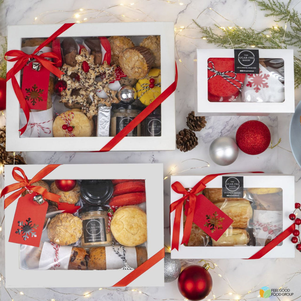 Premium Sugar-Free Holiday Gift Crate