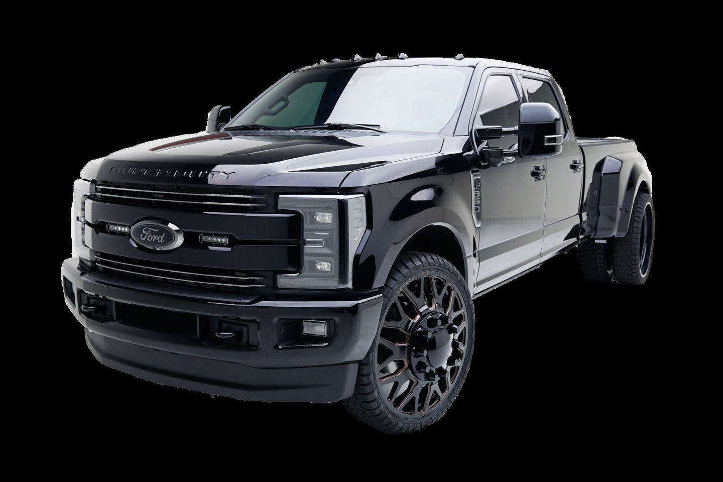 2017-2019 Ford Super Duty