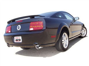 Borla 2005-2009 Ford Mustang GT Cat-Back Exhaust ATAK