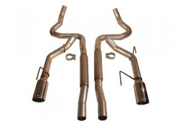 Roush 2005-2009 Ford Mustang GT Extreme Performance Cat-Back Exhaust