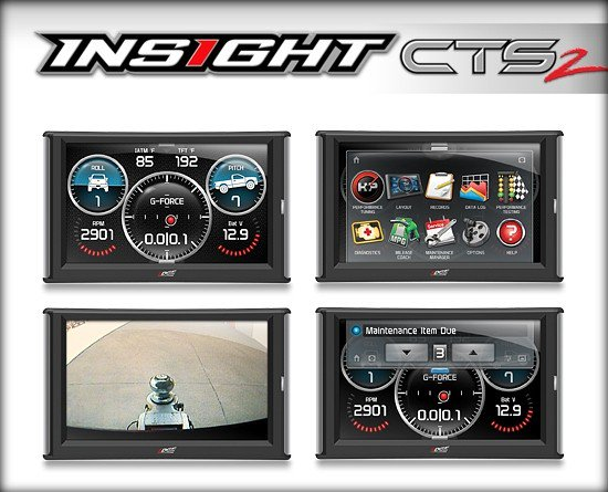 Edge Insight CTS2 OBDII Monitor