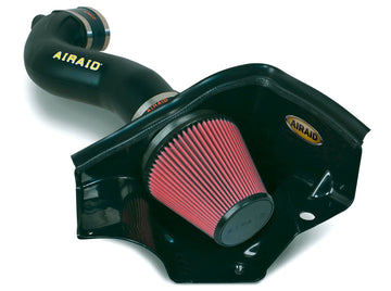Airaid 2005-2009 Mustang GT Race Cold Air Intake Kit (w/Oiled Filter)
