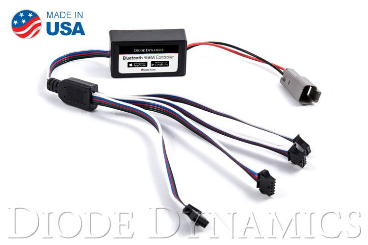 Diode Dynamics Bluetooth RGBW Controller (Req. for DRL Led Boards)
