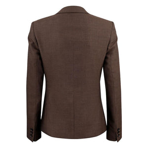 Club Blazer 30 Brown Melange - Dame - J. Harvest & Frost - v/GEPARD ApS
