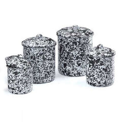 Canister Set, 4 Piece