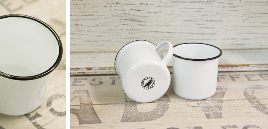 Crow Canyon Home~Enamelware~Mug