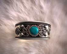Load image into Gallery viewer, Jentry's Turquoise  Cuff