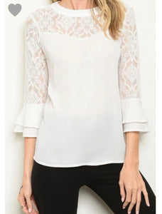 Bell of the Ball  Blouse