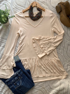 Flow and Easy blouse