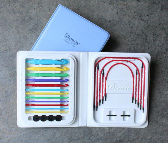 Crochet Hook Kit - Brights
