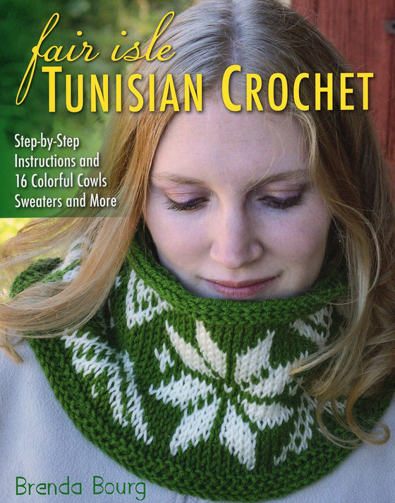Fair Isle Tunisian Crochet book