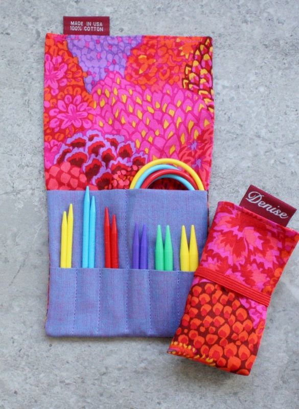 Denise2Go for Knitting, Sharp Short Tips US5-10