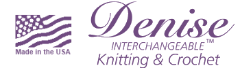 Denise Interchangeable Knitting and Crochet