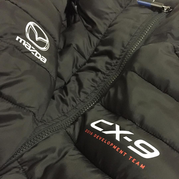 Job Highlight: Mazda Jackets