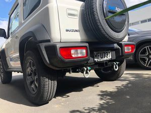 New Jimny (JB74) Front and Rear Tow Points