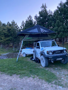 Rooftent on a New Jimny