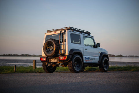 2019+ Jimny Roof Rack with Lightbar