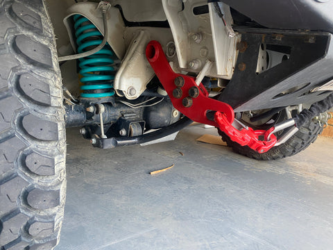 JB74 Suzuki Jimny (2019-2021) Right Front Tow/Recovery Point