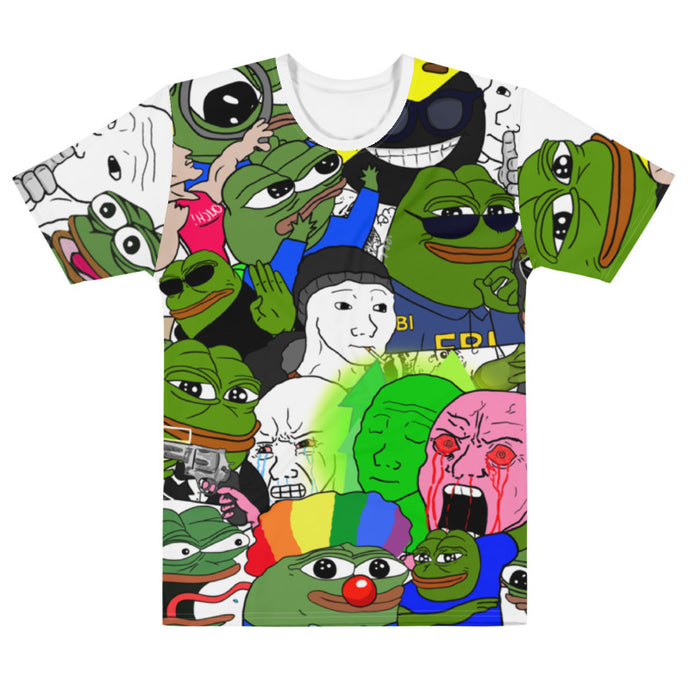 4chan BASED T-Shirt BIG