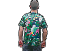 Load image into Gallery viewer, 4chan BASED T-Shirt CAMO