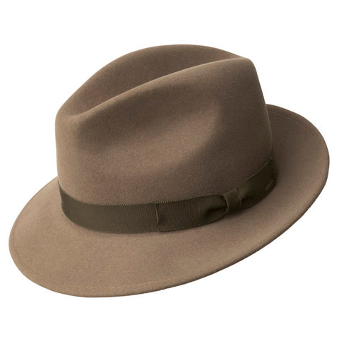 Bailey Winters Fedora Almond L
