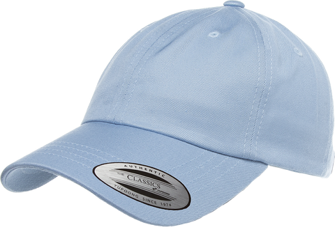 Yupoong Classic Dad cap Light Blue