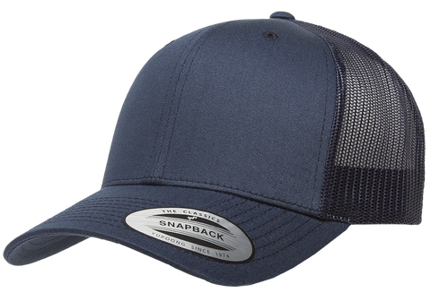 Yupoong Retro Trucker Navy