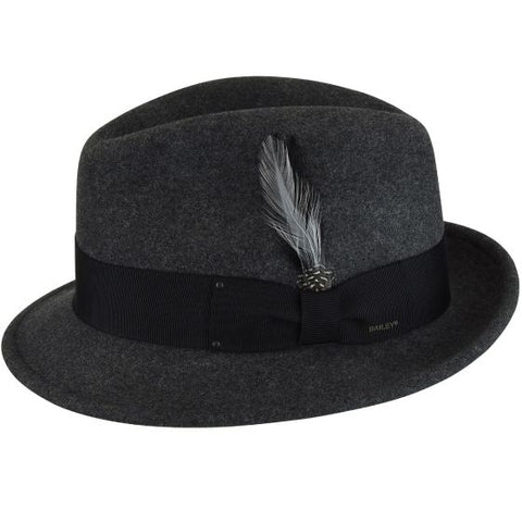 Bailey Tino Fedora Black.Mix