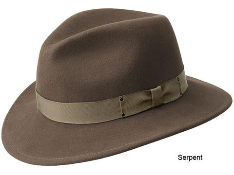 Bailey Curtis Fedora Serpent