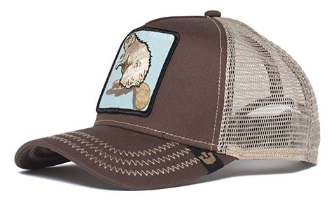 Goorin Bros Animal Beaver Brown