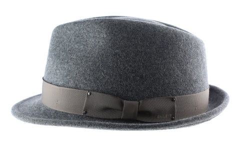 Bailey Wynn Fedora Pewter Grey
