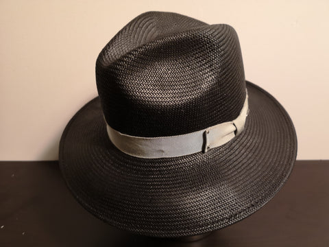 Bailey Blackburn Fedora Black Small