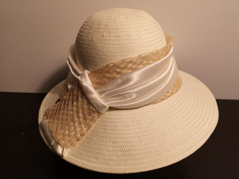 Canadian Hat Alexia Albany Ivory