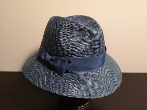 Canadian Hat Baku Stewart Fedora Royal