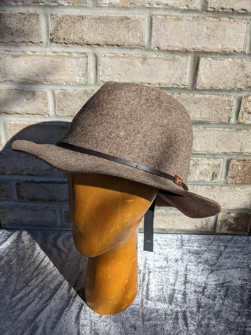 Bailey Jackman Fedora Brown
