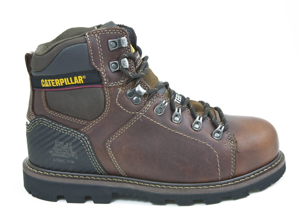 Top 5 Leather Worksite Boots