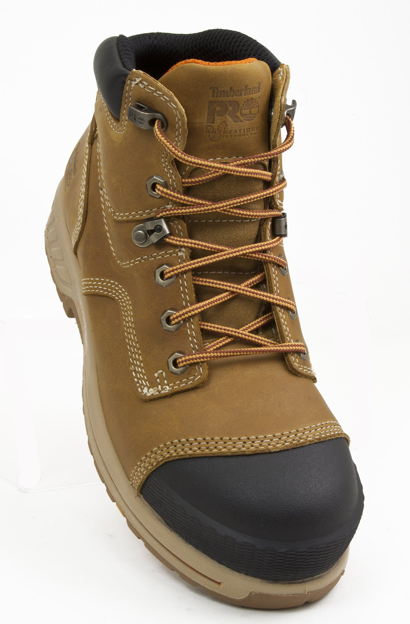 Timberland Pro Helix Tb0a1hpy231 Tan Leather Composite Toe