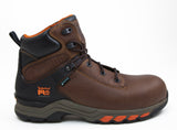 Timberland PRO TB0A1Q54214 Hypercharge Brown Composite Toe Waterproof Work Boot