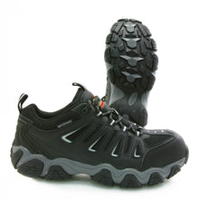 Load image into Gallery viewer, Thorogood Crosstrex Black Composite Toe Waterproof Hiker Work Shoe 804-6293