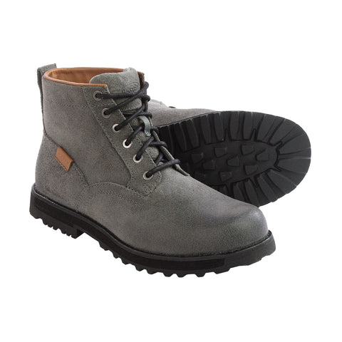 Keen 59 Gray Magnet Suede Casual Boot