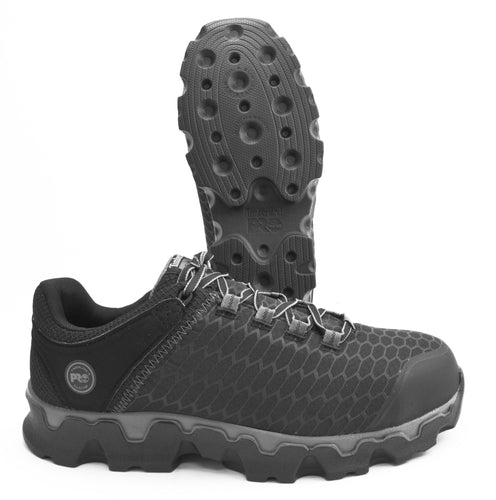 Timberland Powertrain Sport Non-Marking Alloy Toe Slip Resistant Athletic Shoe TB0A176A001