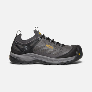 Keen Flint II Sport 1023230 Carbon Fiber Toe EH Rated Slip Resistant Work Shoe
