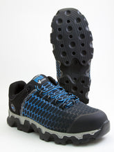 Load image into Gallery viewer, Timberland Powertrain Blue Alloy Toe Slip Resistant Athletic Work Shoe TB0A1HRU001 toe