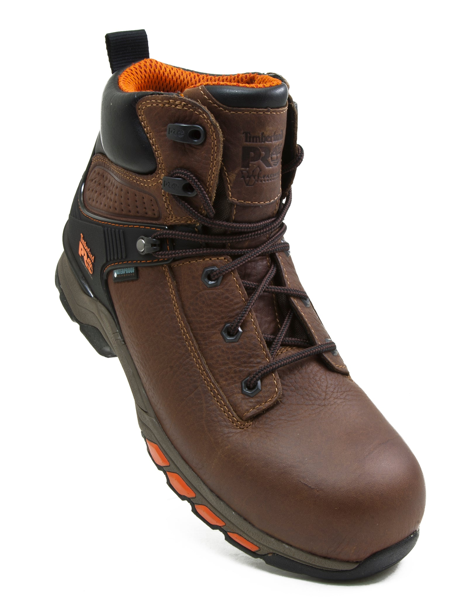 869324f838c Timberland PRO TB0A1Q54214 Hypercharge Brown Composite Toe ...