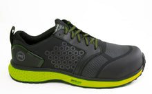 Load image into Gallery viewer, Timberland Pro Reaxion TBOA2131001 Green Composite Toe Slip Resistant Work Shoe