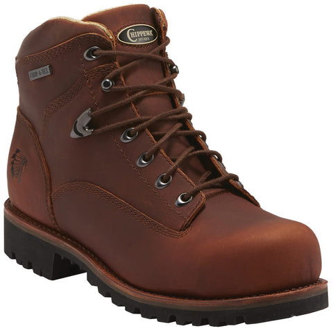 "Chippewa 20551 6"" Waterproof Composite Toe Work Boot"