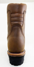 Load image into Gallery viewer, Chippewa 59405 Brown Waterproof 400 Grams Insulated Steel Toe Logger Work Boot