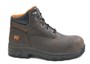 Timberland PRO TB0A1KHV Brown Workstead Composite Toe Slip Resistant Work Boot