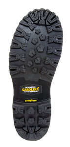 Carolina CA7532 Pitstop Green Leather Waterproof Composite Toe EH Rated Work Boot sole